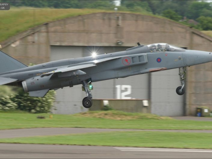 Cosford Jaguar Retirement 2007