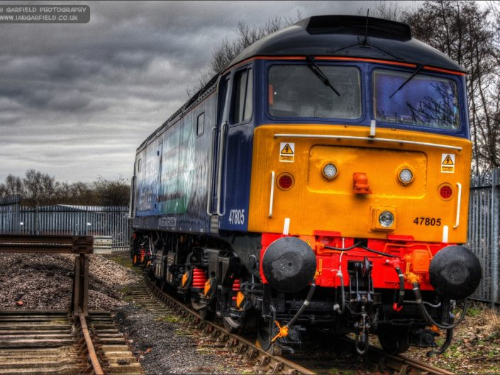 HDR Trains